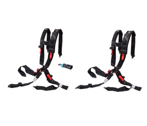 difference between 4 point harness and 5 point harness