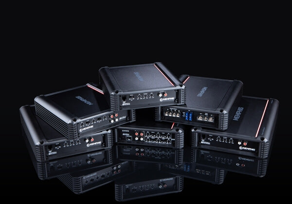 Street Reference Amplifiers