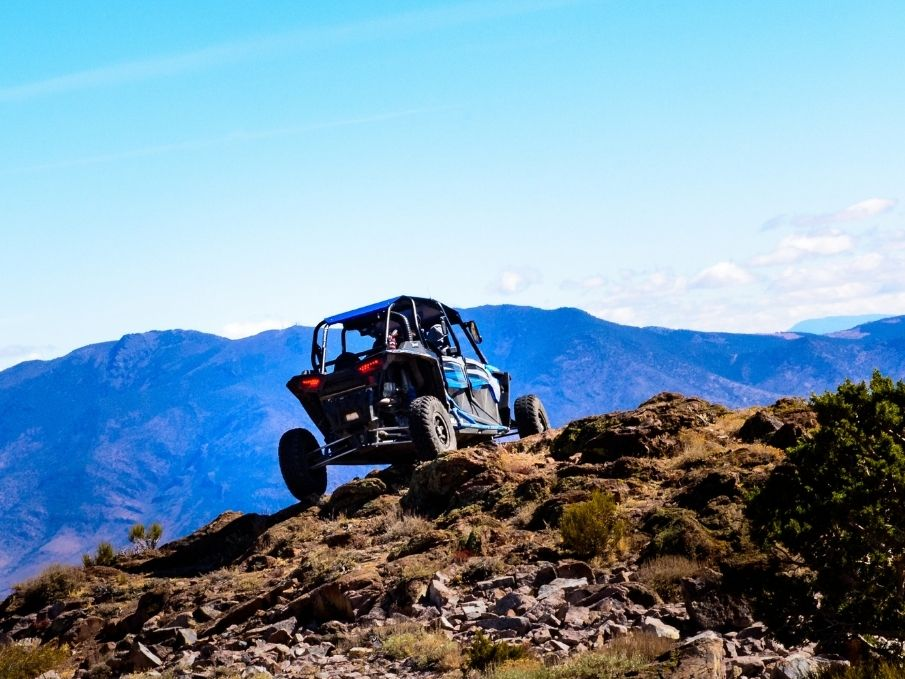 The Best Places To Explore With Your UTV