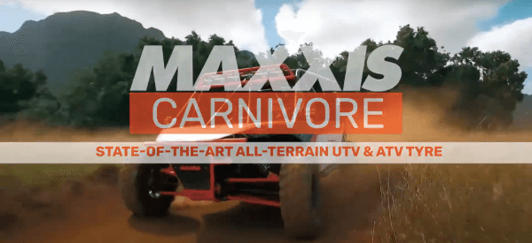 maxxis carnivore state of the art concept ad