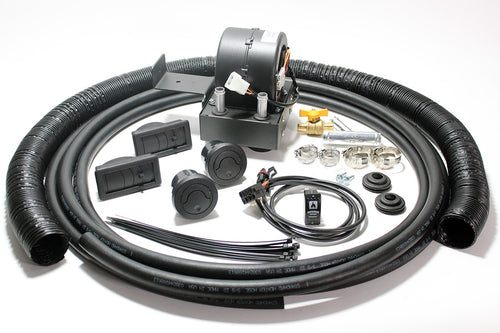Polaris Ranger XP 1000 Cab Heater with Defrost