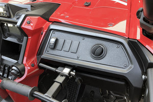 Honda Talon Cab Heater with Defrost by Inferno