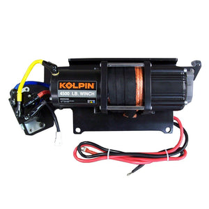 Polaris Ranger 4500 winch