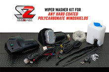 Load image into Gallery viewer, Seizmik UTV Windshield Wiper Washer Kit - Rad Parts