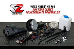 Seizmik UTV Windshield Wiper Washer Kit - Rad Parts