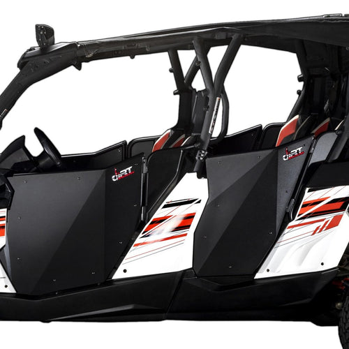 Can Am Commander and Maverick Max Suicide Full Doors by Dirt Specialties
