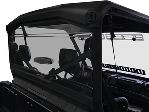 Can-Am Defender Max Tinted Rear Windshield w/Vent-GP