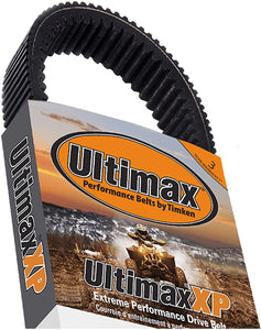 Rzr 1000 XP, 900, and General Timken Ultimax Drive Belt with Upgraded CVT Installation Tool 3 Year Warranty UXP441