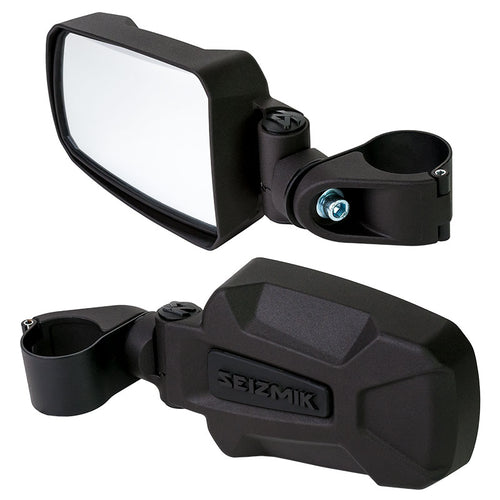 Seizmik Pursuit Side View Mirrors for 1.75