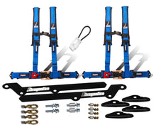 "Load image into Gallery viewer, KRX 1000 2"" 4 Point Harness Kit - Rad Parts"
