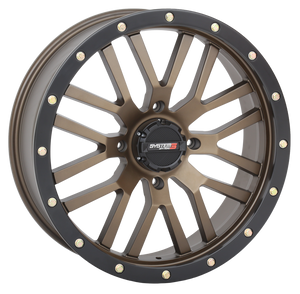System 3 ST-3 Simulated Beadlock Wheels 4/137 Bolt Pattern - Rad Parts