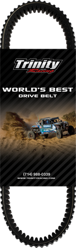 Polaris RZR Turbo Worlds Best Drive Belt by Trinity Racing
