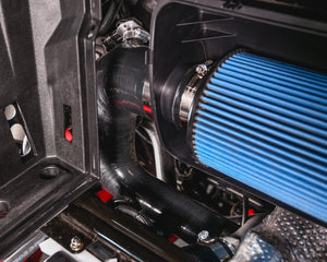 Agency Power Cold Air Intake System Polaris RZR XP Turbo