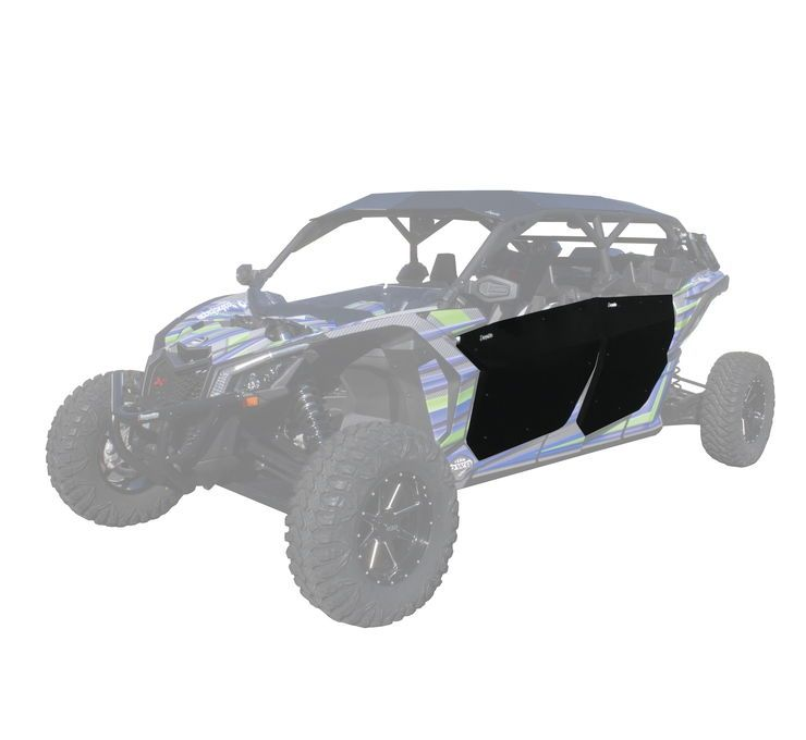 Can-Am Maverick X3 Max Door Kit | Dragonfire Racing 07-2800
