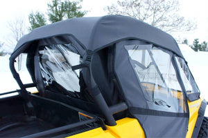 Can-Am Commander Modular Cab Enclosure Aerovent Windshield 800R 1000 X XT | Falcon Ridge