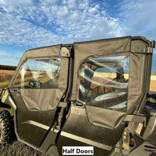 Load image into Gallery viewer, Can Am Defender Max Soft Doors | Falcon Ridge