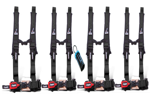 Dragonfire Racing 4-Point Harness 2
