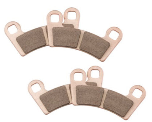 Polaris Ranger Front and Rear Brake Pads