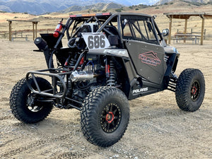 RZR Turbo Stinger Exhaust by Trinity Racing - Rad Parts