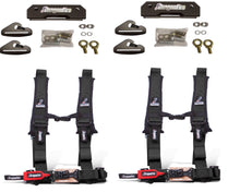 Load image into Gallery viewer, Polaris General 4 Rear Quick Release Harness Set - Rad Parts