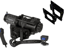 Load image into Gallery viewer, Kawasaki KRX 1000 Winch and Winch Mount Kit |  KFI