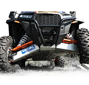 Rival Aluminum Skid Plate and Guards Kit - Polaris RZR XP 1000 | XP Turbo