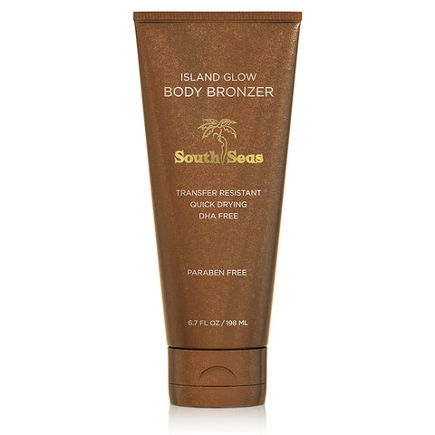 Island Glow Body Bronzer - Sun Kissed Glow