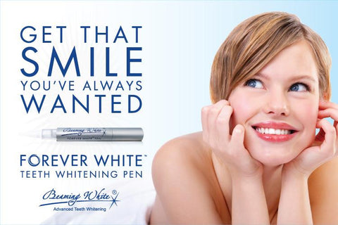 Forever White Teeth Whitening Pen - Sun Kissed Glow