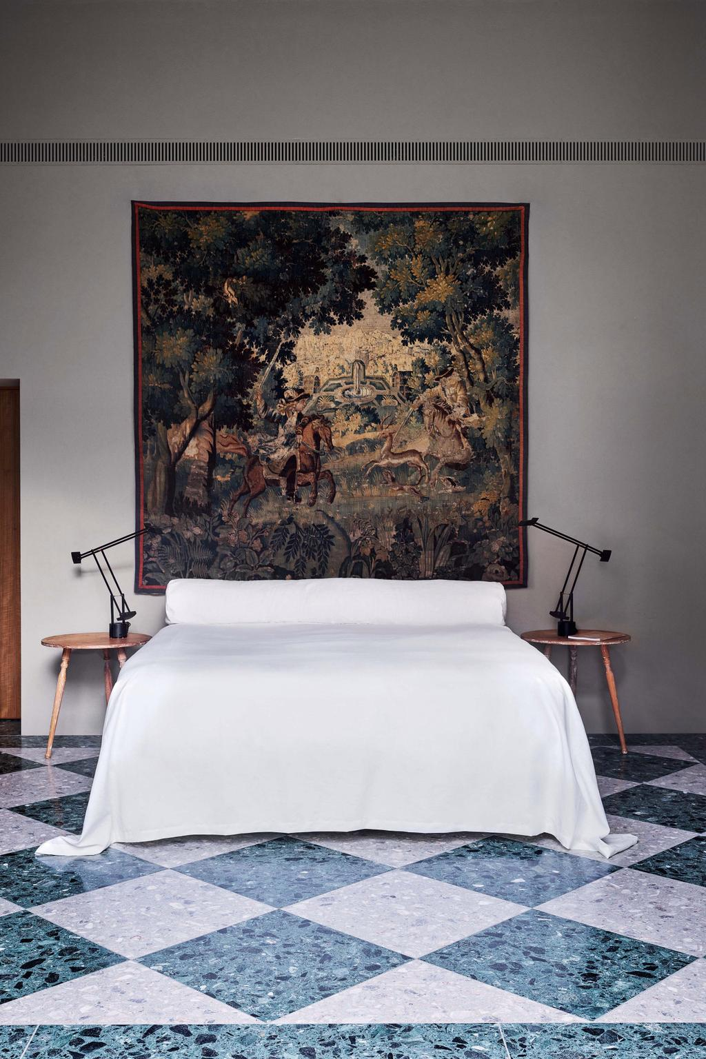 Vogue Living - Arent and Pyke Studio - Ise organic bed linen