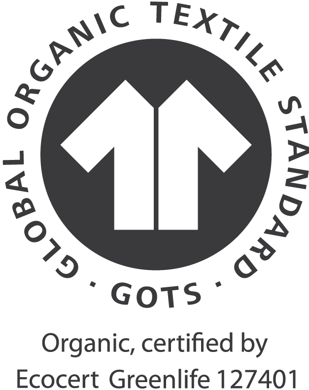 ISE - CERTIFICATIONS LOGOS - GOTS GLOBAL ORGANIC TEXTILE STANDARD LOGO