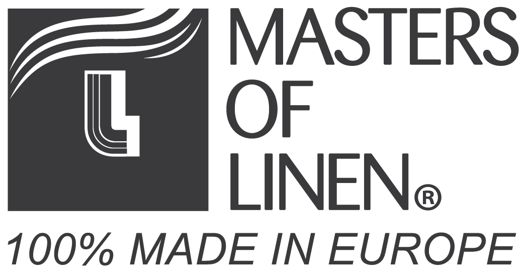 ISE - CERTIFICATIONS LOGOS - MASTERS OF LINEN LOGO