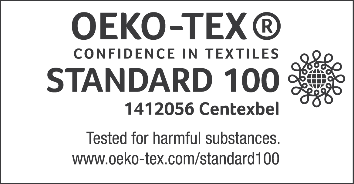 ISE - CERTIFICATIONS LOGOS - OEKO-TEX PREVENT HARMFUL CHEMICALS IN PRODUCTS