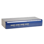 4-Port USB-PS/2 KVM Switch w/ Audio & Mic