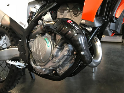 KTM Heat Shield 2019-20 XCF/SXF 250