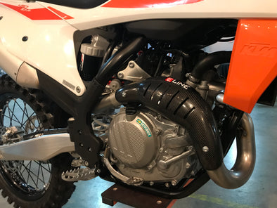 KTM Heat Shield 2019-20 XCF/SXF 450