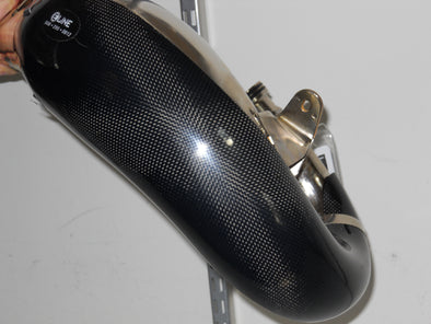 Pipe Guard Husqvarna TE 125 Stock 2015-2016