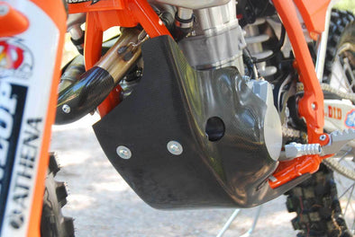 SKID PLATE FULL COVERAGE KTM 450SXF/XCF 2013-2015 450XCW-500XCW-EXC 2012-2016