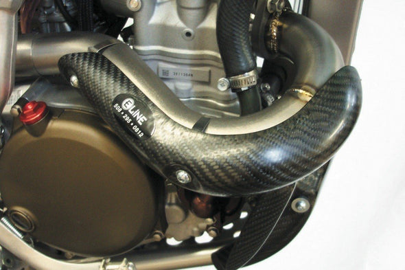 PIPE GUARD PRO-CIRCUIT SUZUKI 2004-2007
