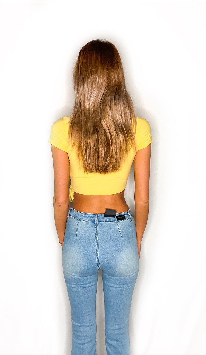 Sunshine Crop Top