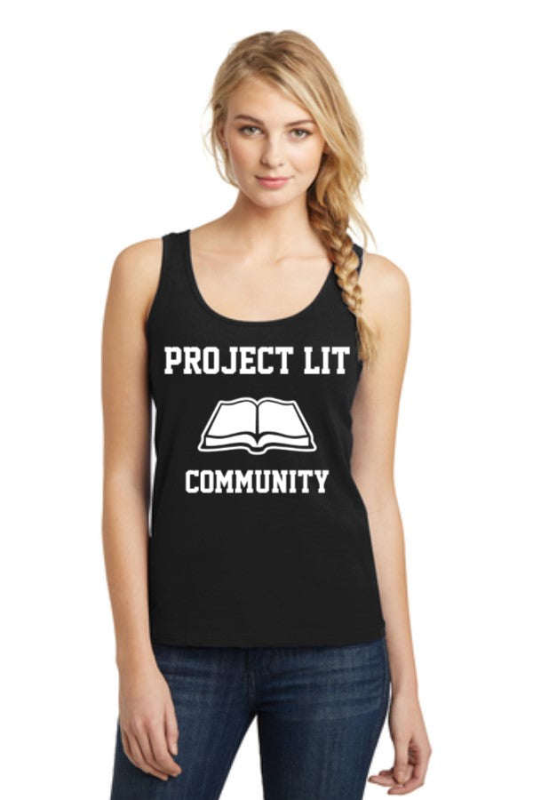 IN STOCK! Black District® Ladies The Concert Tank. DT5301.
