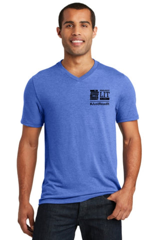 IN STOCK! Limited Edition Summit V-Neck Shirt. DT1350.