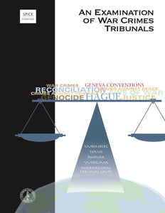Examination of War Crimes Tribunals