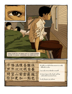 page from the graphic novel