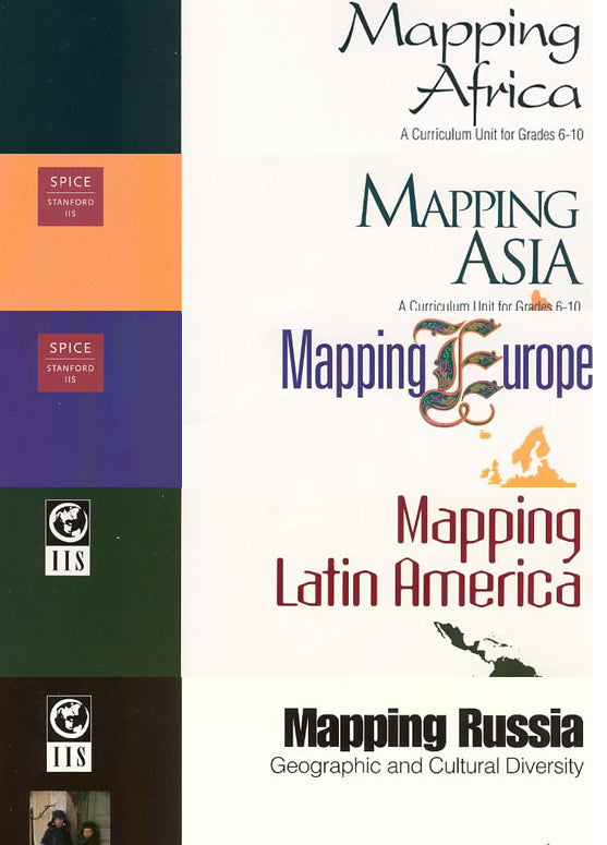 Bundled Set: World Geography Series