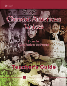 Chinese American Voices: Teaching with Primary Sources