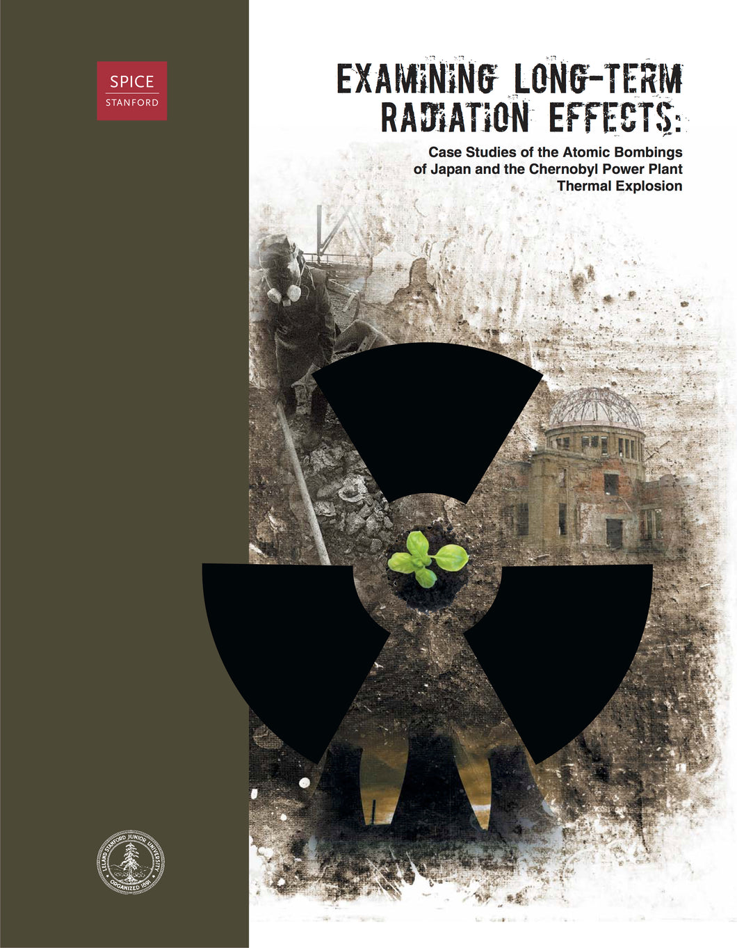 Examining Long-term Radiation Effects: Case Studies of the Atomic Bombings of Japan and the Chernobyl Power Plant Thermal Explosion