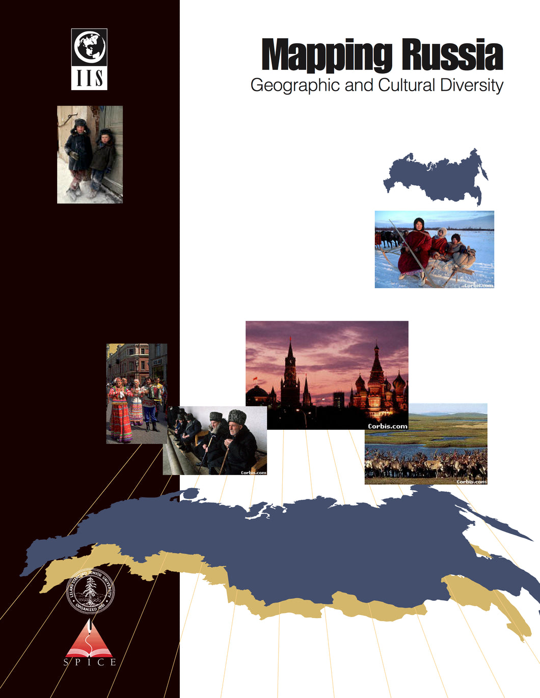 Mapping Russia: Geographic and Cultural Diversity
