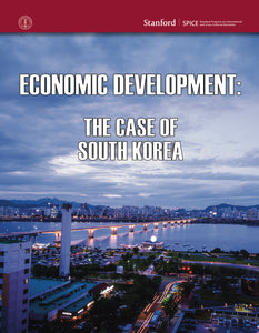 Economic Development: The Case of South Korea