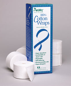 Miss Webril 100 Cotton Wraps