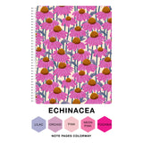 Spiral Mini Undated Horizontal Weekly Planner